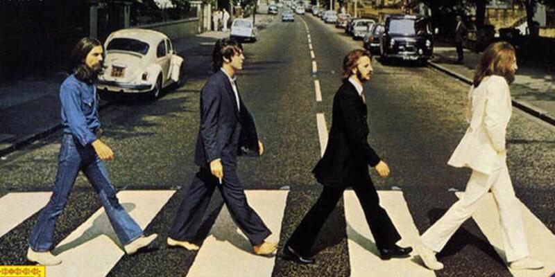 Jandarma'dan Twitter'da Beatles'lı paylaşım