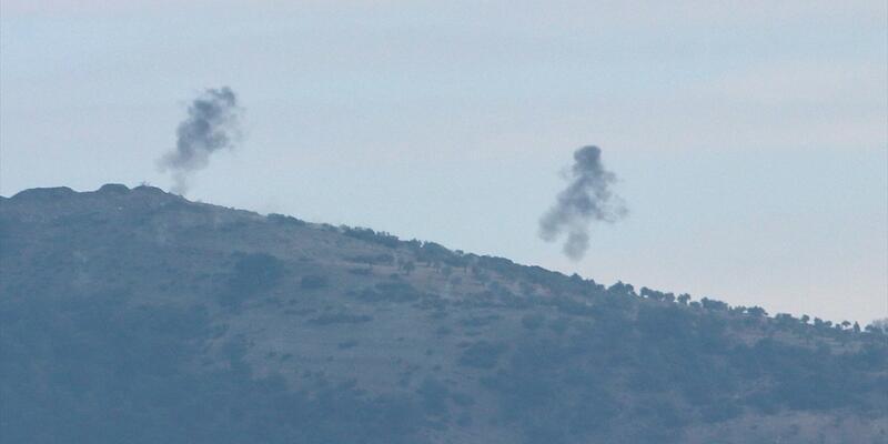 F-16'lar Darmık Dağı'ndaki teröristleri bombaladı