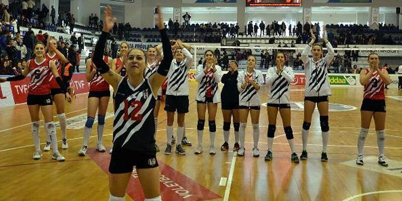 Seramiksan 1-3 Beşiktaş