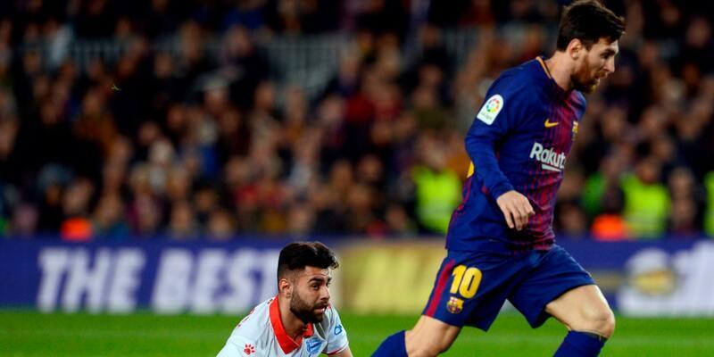 Suarez ve Messi galibiyeti getirdi