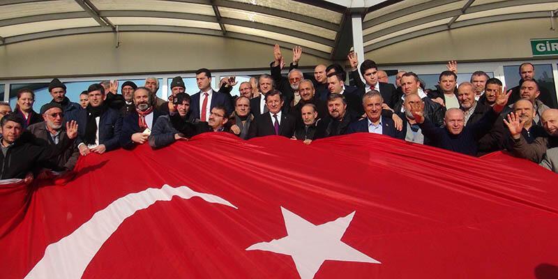 Son dakika... Eski Başbakan Davutoğlu Silivri'de