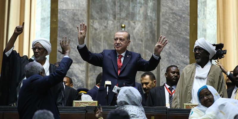 Cumhurbaşkanı Erdoğan Sudan'da söz vermişti, şimdi yerine getiriliyor