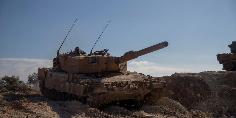 Zeytin Dalı Harekatı'nda yeni hedef Baflun Dağı