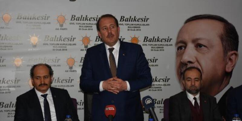 AK Partili Karacan: Türkiye'nin gelişimini dünya kıskanıyor