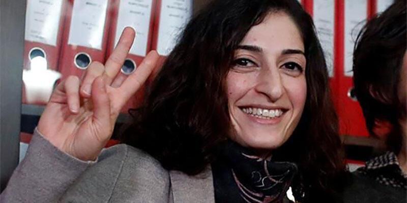 Meşale Tolu'nun gözaltındaki eşi serbest bırakıldı