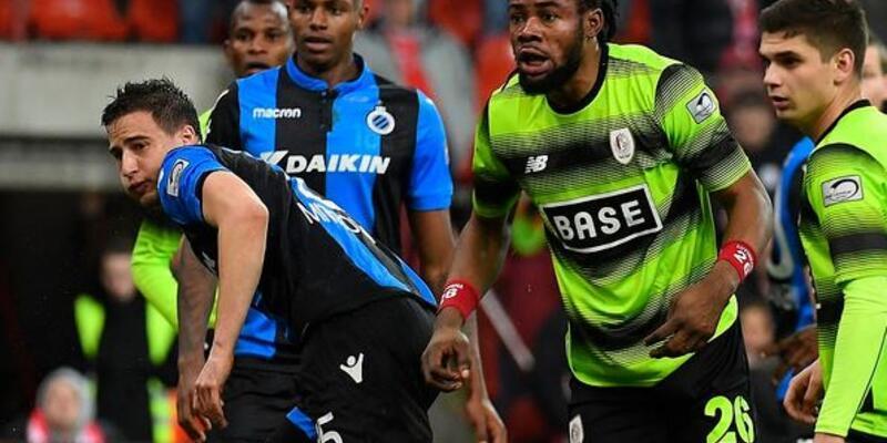 Brugge'a giden Matej Mitrovic ilk maçında gol attı