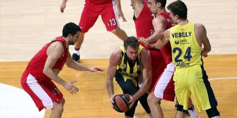 THY Euroleague: Olympiakos-Fenerbahçe maçı izle | beIN Sports canlı yayın