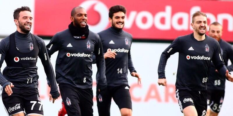 Beşiktaş'ta gözler Türkiye Kupası'na çevrildi