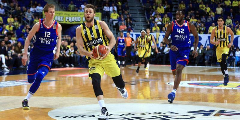 Fenerbahçe Doğuş: 100 - Anadolu Efes: 74 / Maç Özeti