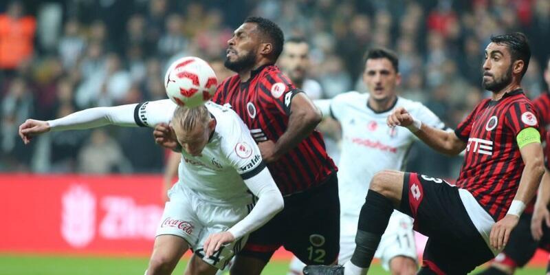 Canlı: Gençlerbirliği-Beşiktaş maçı izle   A Spor canlı yayın