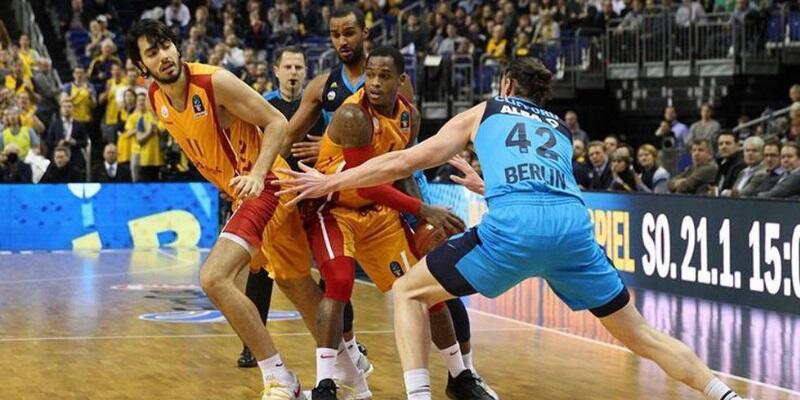 Canlı yayın: Galatasaray-ALBA Berlin maçı izle | EuroCup maçı hangi kanalda?