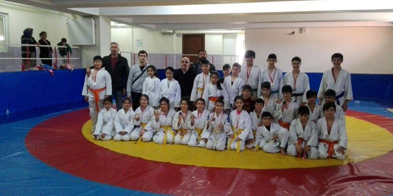 Okul sporları yıldızlar judo il seçmeleri