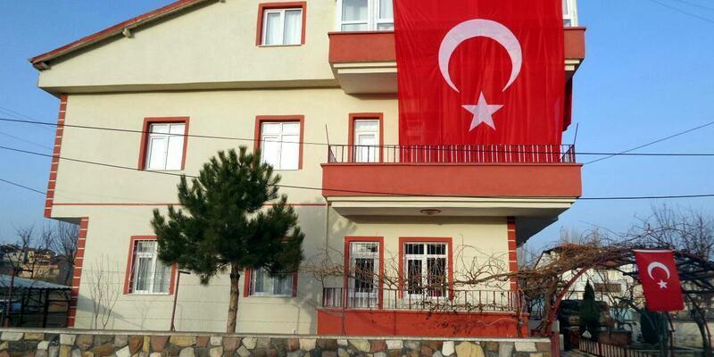 Yeni baba olan şehit Uzman Çavuş'un ateşi, Nevşehir'e düştü