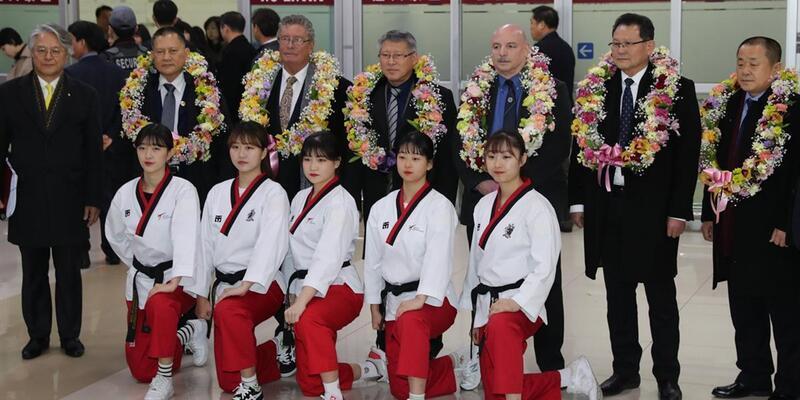 Kuzey Kore Kış Olimpiyatları'na Tekvando Takımı'nı gönderdi