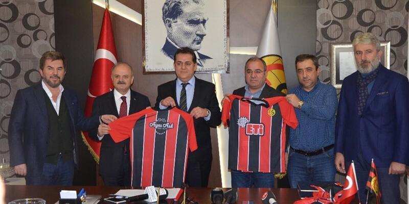 Eskişehirspor'dan iki forma kampanyası
