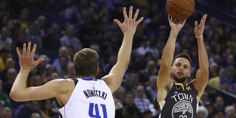 NBA: Warriors farklı kazandı