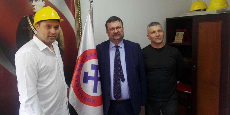 Zonguldak Kömürspor, Fatih Akyel'e emanet