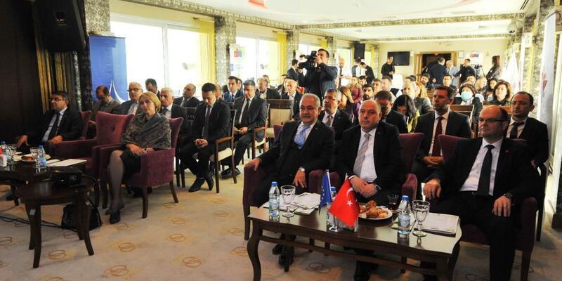 Osmaniye'de 'Yeni girişimciler için finansal kaynaklar' semineri