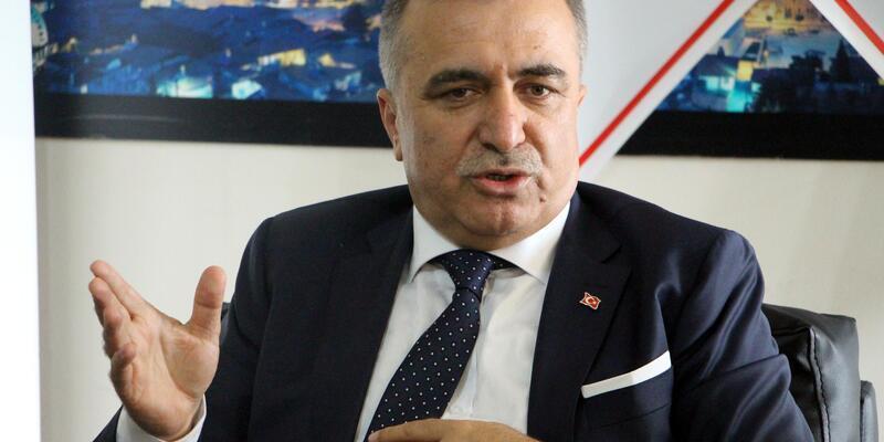 İşadamı Çelik, Tokat TSO Başkanlığına adaylığını açıkladı