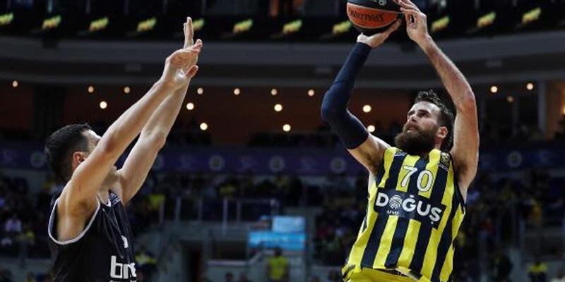 Fenerbahçe Doğuş 77-69 Brose Bamberg
