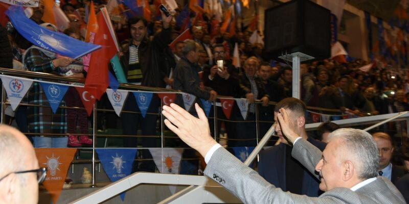 Başbakan Yıldırım, Muğla'da