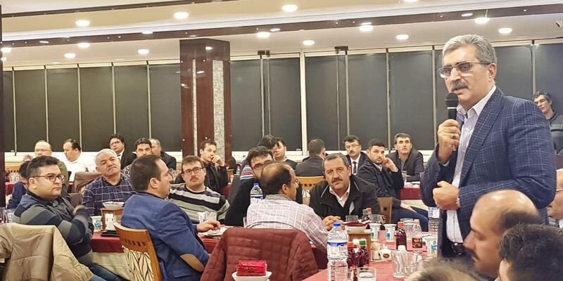 Ak Partili Konuk: Hedefimiz söz dinleyen değil sözü dinlenen bir Türkiye