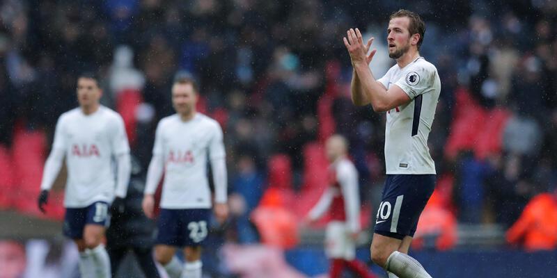 Londra derbisinde zafer Tottenham'ın