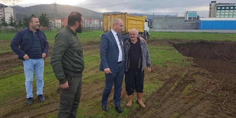 Tekekköy'de Osmanlı Hamamı'nın temeli atılacak