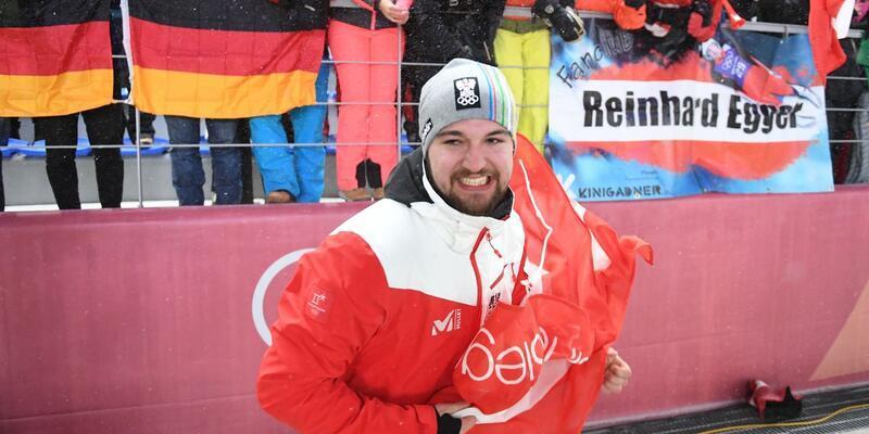 Alman sporcu dengesini kaybedince altın madalyayı Avusturyalı aldı