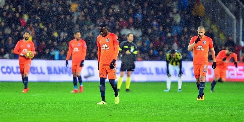 Başakşehir'in 31 maçlık serisi bitti