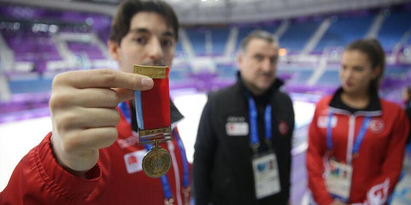 Türkiye'yi Kore'de temsil eden Alper Uçar'ın dedesi Kore gazisi
