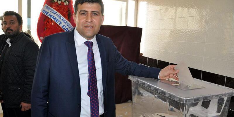 Şoförler ve Otomobilciler Esnaf Odası Başkanı Ozan Atılgan oldu