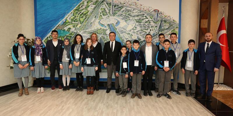 Canik'ten kültür buluşmasına destek