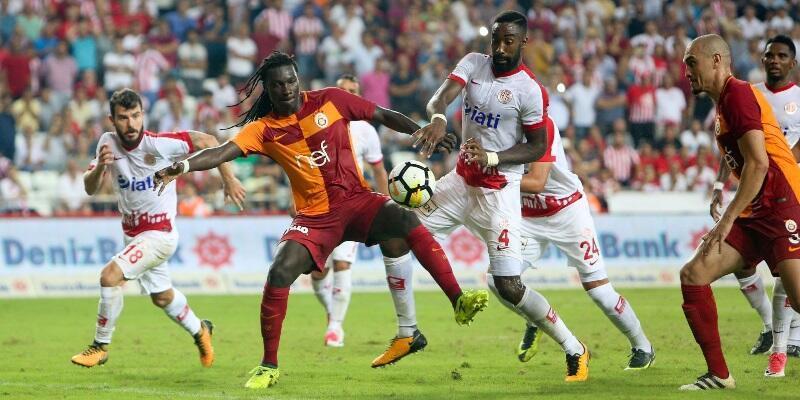 Canlı yayın: Galatasaray-Antalyaspor maçı izle | GS maçı ne zaman, saat kaçta?