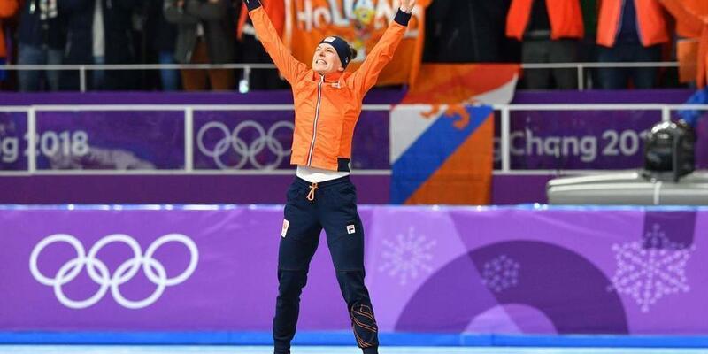 Ireen Wust Kış Olimpiyatları'nın en başarılı sporcusu oldu