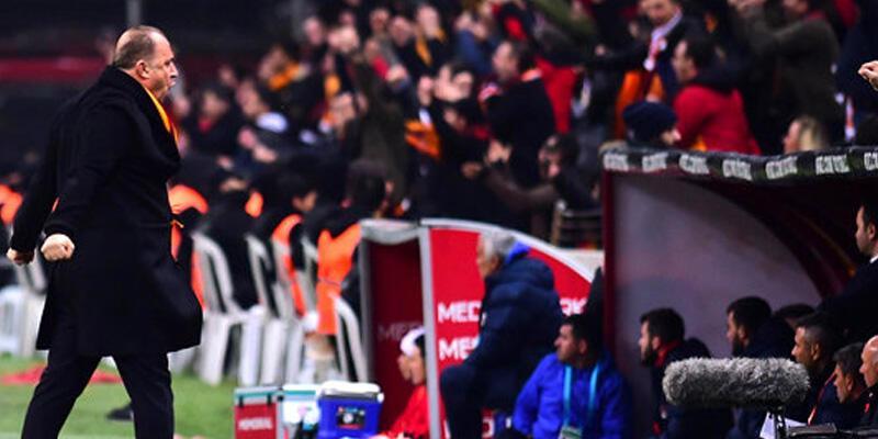Fatih Terim: 3-0 ve lider olmak güzel, hayırlı olsun