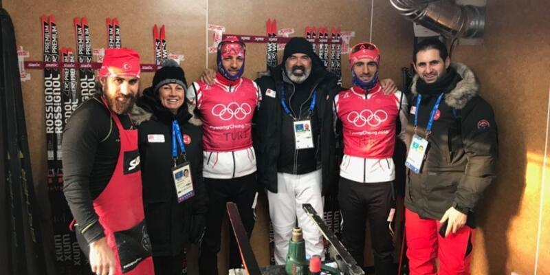 İki Türk sporcu kayaklı koşuda elendi
