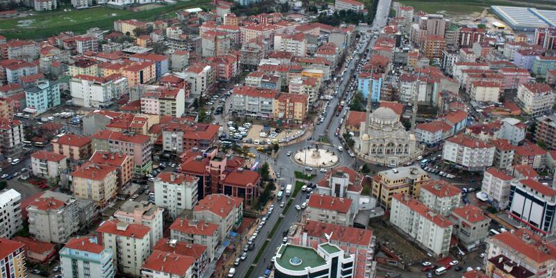 Çerkezköy nüfusunun yüzde 22.45'i Trakyalı