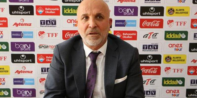 Alanyaspor Başkanı Hasan Çavuşoğlu: Bu yıl canımız çok yandı