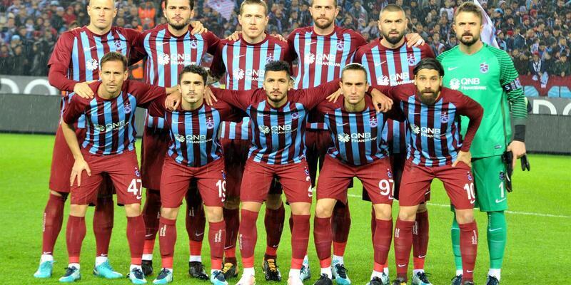 Trabzonspor İstanbul takımlarına geçit vermiyor