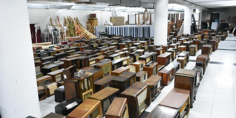 Malatya, 'Radyo ve Gramofon Müzesi' için gün sayıyor