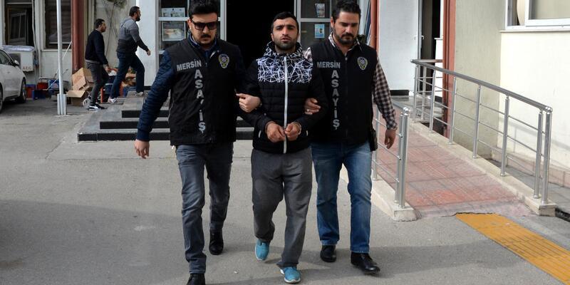 Beyoğlu'ndaki çifte cinayetin şüphelisi Mersin'de yakalandı