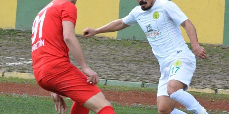 Darıca Gençlerbirliği - Van Büyükşehir Belediyespor: 1-0