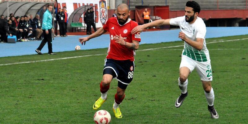 Zonguldak Kömürspor - SBS İnşaat Kırklarelispor: 0-1