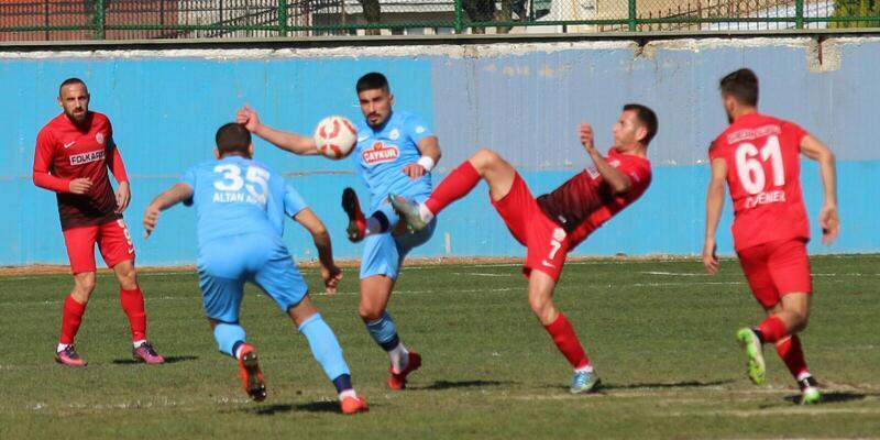 Pazarspor - Tire 1922 Spor: 0-2