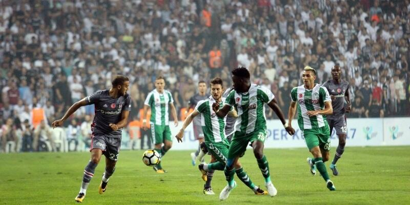 Konyaspor-Beşiktaş maçı izle   beIN Sports canlı yayın (Süper Lig, 22. hafta)