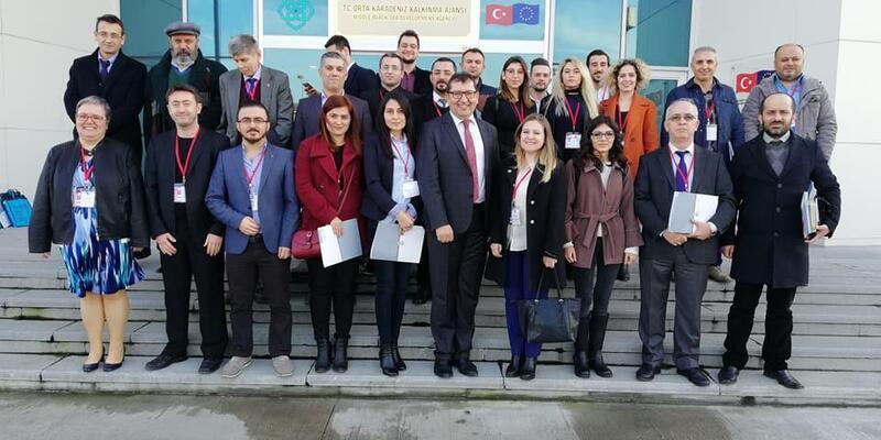 Samsun'da 2023 Kültür ve Turizm eylem planı için çalıştay düzenlendi