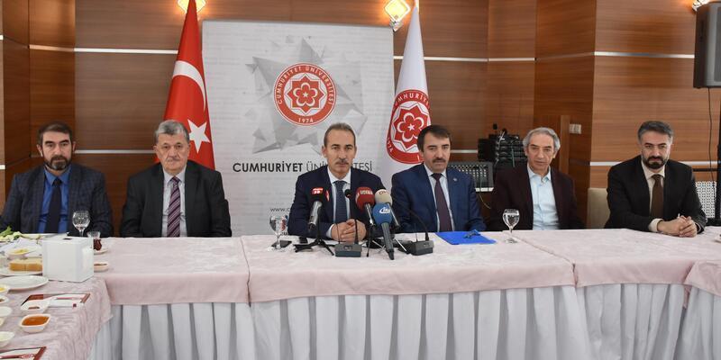 Cumhuriyet Üniversitesi'ne 400 milyon liralık yeni hastane