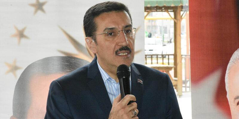 Bakan Tüfenkci: Etnik gruba değil, teröre karşı operasyon yapıyoruz