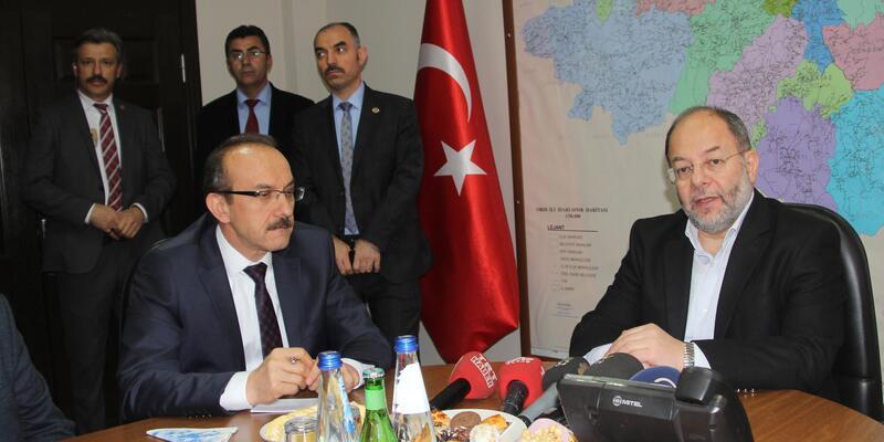 Recep Akdağ: Önemli hassasiyetimiz, sivillere bir zarar vermemektir (2)